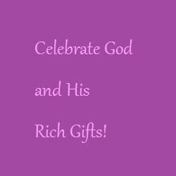 celebrate God