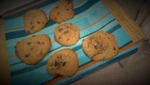 cc oats cookies