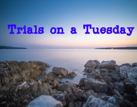 Trials on a Tuesday is a weekly series that focuses on a topic relating to trials, and how we can glorify God in the midst of hard times.