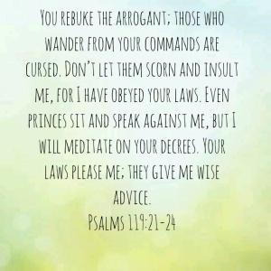 Ps 119-21-24