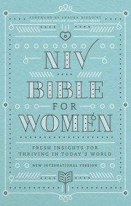 niv bible for women