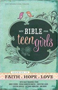 NIV Teen Girl