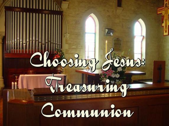 Treasuring Communion