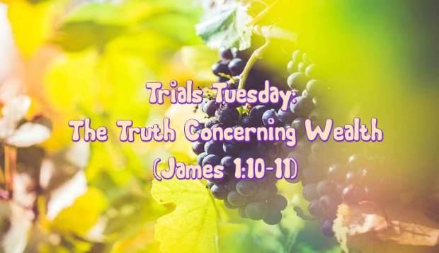 Truth Concerning Wealth